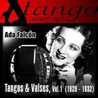 Avatar for the related artist Ada Falcón