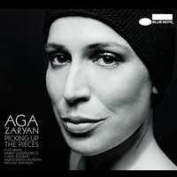 Image of Aga Zaryan linking to their artist page due to link from them being at the top of the main table on this page