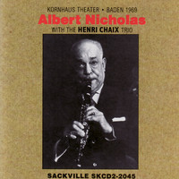 Avatar for the related artist Albert Nicholas