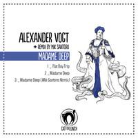 Avatar for the related artist Alexander Vogt