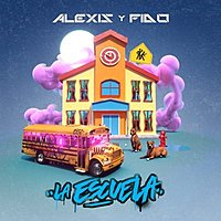 Avatar for the artist Alexis Y Fido