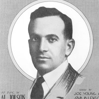 Image of Al Jolson linking to their artist page due to link from them being at the top of the main table on this page