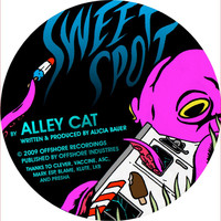 Image of Alley Cat linking to their artist page due to link from them being at the top of the main table on this page
