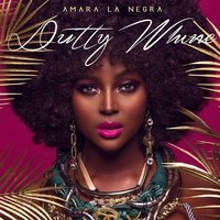 Image of Amara La Negra linking to their artist page due to link from them being at the top of the main table on this page