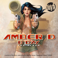 Avatar for the related artist Amber D