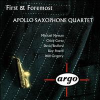 Avatar for the related artist Apollo Saxophone Quartet