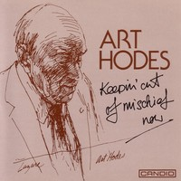 Image of Art Hodes linking to their artist page due to link from them being at the top of the main table on this page