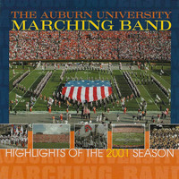 Image of Auburn University Marching Band linking to their artist page due to link from them being at the top of the main table on this page
