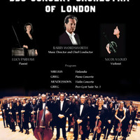 Avatar for the related artist BBC Concert Orchestra