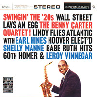 Image of Benny Carter linking to their artist page due to link from them being at the top of the main table on this page