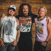 Image of Black Stone Cherry linking to their artist page due to link from them being at the top of the main table on this page