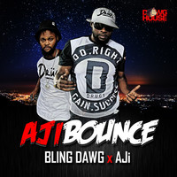 Image of Bling Dawg linking to their artist page due to link from them being at the top of the main table on this page
