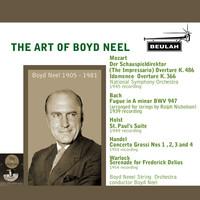 Avatar for the related artist Boyd Neel