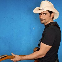 Image of Brad Paisley linking to their artist page, present due to the event they are headlining being at the top of this page