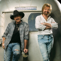 Image of Brooks & Dunn linking to their artist page, present due to the event they are headlining being at the top of this page
