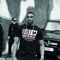 Image of Bugzy Malone linking to their artist page due to link from them being at the top of the main table on this page