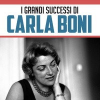 Image of Carla Boni linking to their artist page due to link from them being at the top of the main table on this page