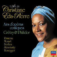 Avatar for the related artist Christiane Eda-Pierre