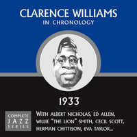 Avatar for the related artist Clarence Williams