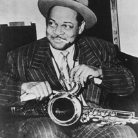 Image of Coleman Hawkins linking to their artist page due to link from them being at the top of the main table on this page