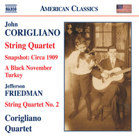 Avatar for the related artist Corigliano Quartet