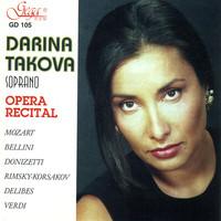 Avatar for the related artist Darina Takova