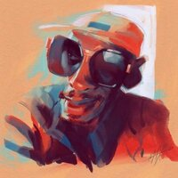 Avatar for the related artist Del The Funky Homosapien
