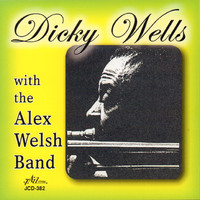 Image of Dicky Wells linking to their artist page due to link from them being at the top of the main table on this page