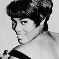 Image of Dionne Warwick linking to their artist page due to link from them being at the top of the main table on this page