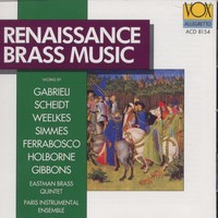 Avatar for the related artist Eastman Brass Quintet