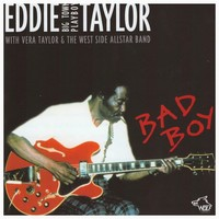 Avatar for the related artist Eddie Taylor