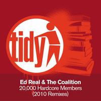 Avatar for the related artist Ed Real