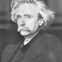 Thumbnail for the Romantic Era link, displaying genre artist Edvard Grieg