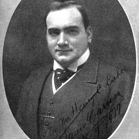 Image of Enrico Caruso linking to their artist page due to link from them being at the top of the main table on this page