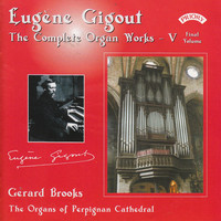 Avatar for the related artist Eugène Gigout