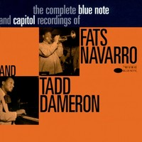 Image of Fats Navarro linking to their artist page due to link from them being at the top of the main table on this page