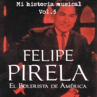 Avatar for the related artist Felipe Pirela