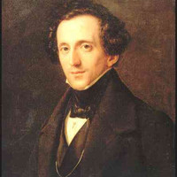 Image of Felix Mendelssohn linking to their artist page due to link from them being at the top of the main table on this page