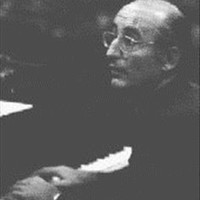 Image of Friedrich Gulda linking to their artist page due to link from them being at the top of the main table on this page