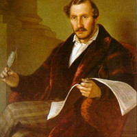 Image of Gaetano Donizetti linking to their artist page due to link from them being at the top of the main table on this page