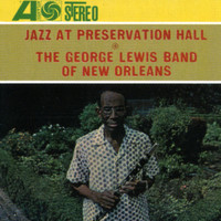Image of George Lewis linking to their artist page due to link from them being at the top of the main table on this page