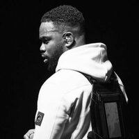 Image of Ghetts linking to their artist page due to link from them being at the top of the main table on this page