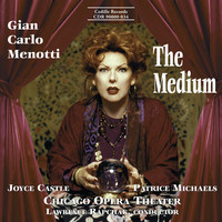Avatar for the related artist Gian Carlo Menotti