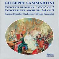 Avatar for the related artist Giovanni Battista Sammartini