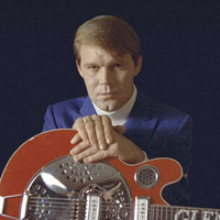 Image of Glen Campbell linking to their artist page due to link from them being at the top of the main table on this page