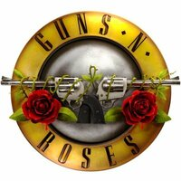 Image of Guns N' Roses linking to their artist page, present due to the event they are headlining being at the top of this page