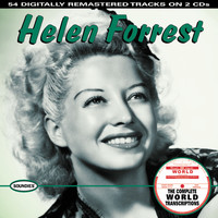 Image of Helen Forrest linking to their artist page due to link from them being at the top of the main table on this page