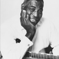 Thumbnail for the R&B link, displaying genre artist Howlin' Wolf