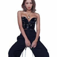 Image of Hyolyn linking to their artist page due to link from them being at the top of the main table on this page