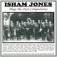 Avatar for the related artist Isham Jones